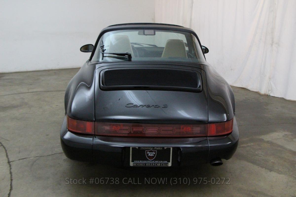 Used 1992 Porsche 964 Targa | Los Angeles, CA