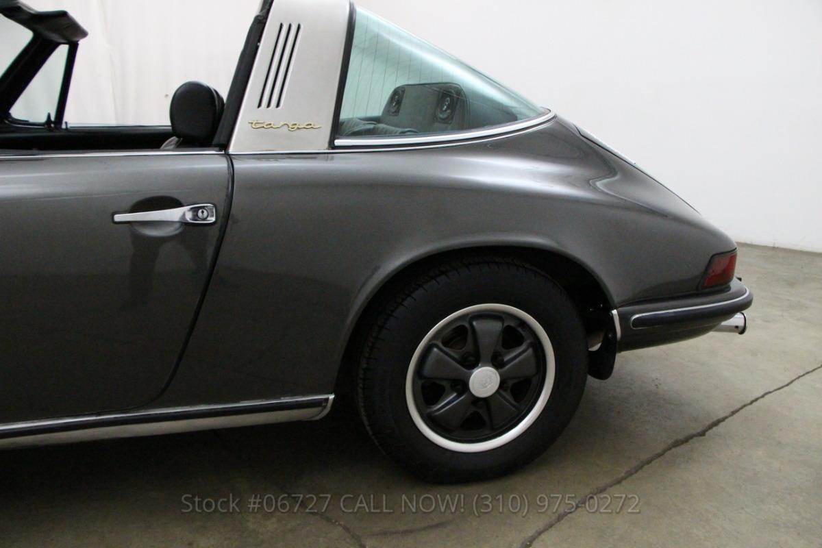 Used 1969 Porsche 911T Targa | Los Angeles, CA