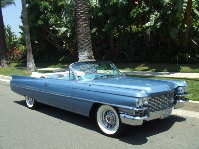 1963 Cadillac 62-Series Convertible | Beverly Hills Car Club