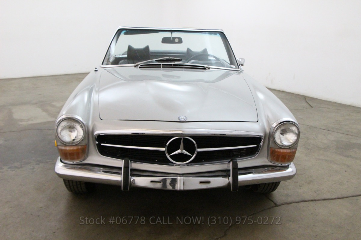 1970 mercedes benz 280sl beverly hills car club for Beverly hills mercedes benz service