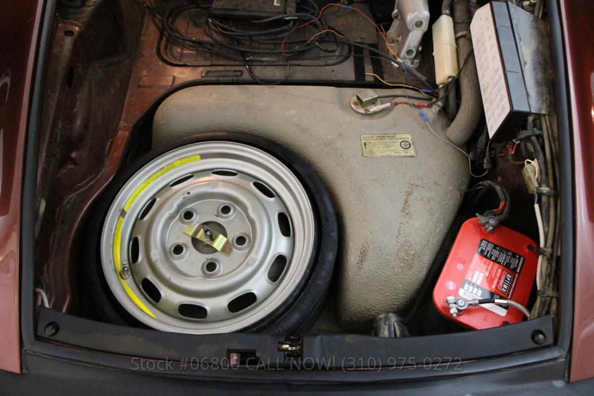 Used 1986 Porsche Carrera Sunroof Coupe | Los Angeles, CA