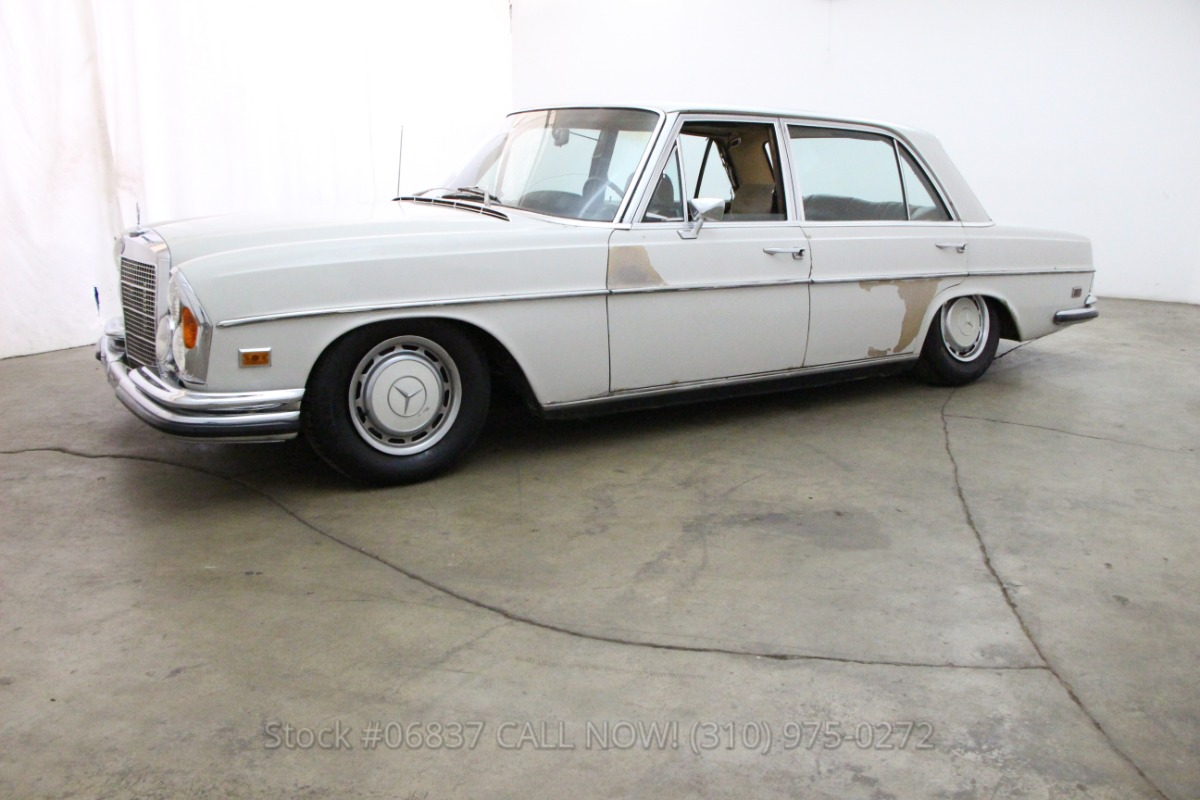 1969 mercedes benz 300se 6 3 beverly hills car club for Buy classic mercedes benz