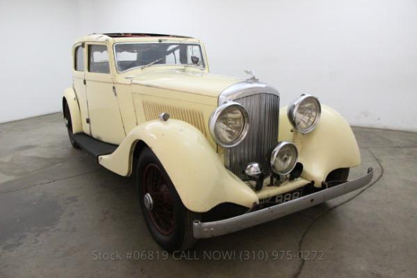 1935 Bentley Derby Saloon