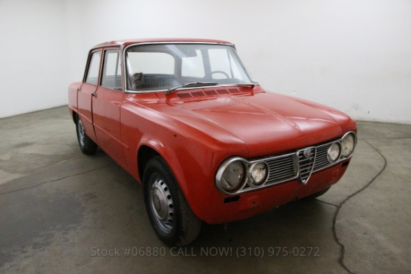 1965 Alfa Romeo Giulia Super
