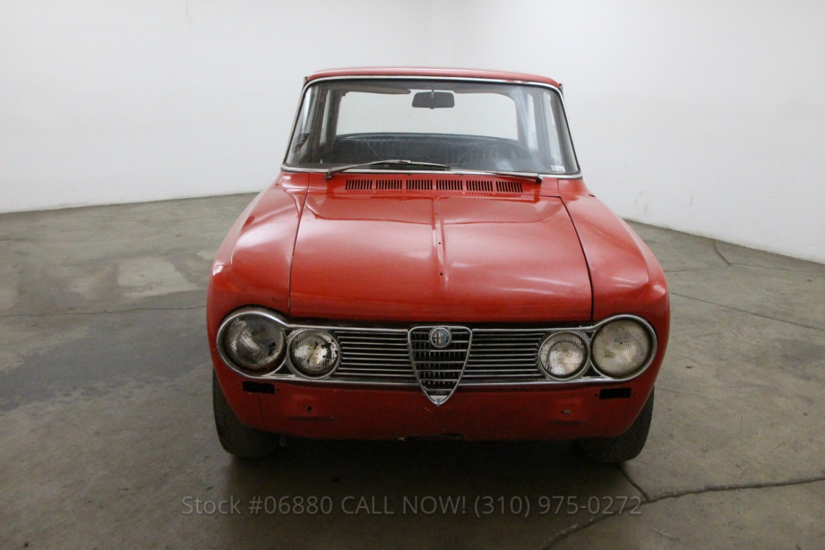1965 alfa romeo giulia super beverly hills car club. Black Bedroom Furniture Sets. Home Design Ideas