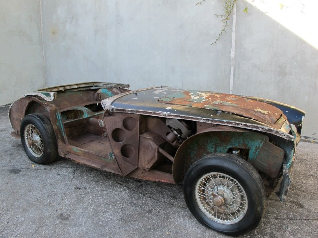 1959 Austin Healey 100 6
