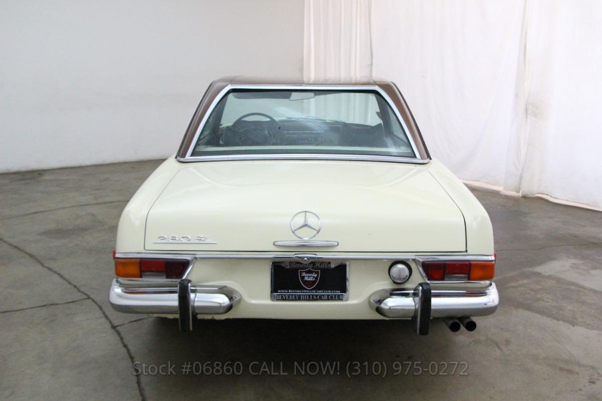 1971 mercedes benz 280sl for sale 39 500 1455675 for Mercedes benz 280sl