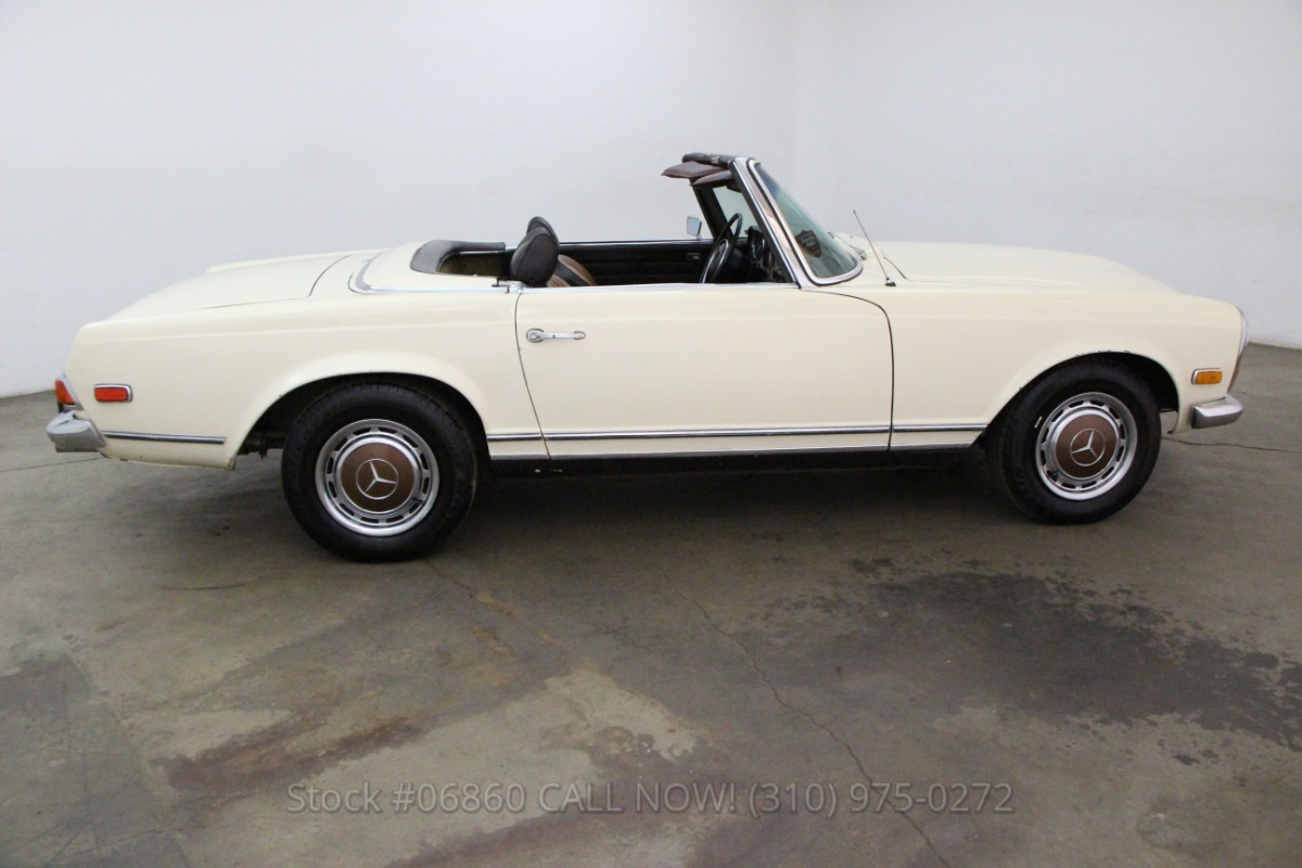 1971 mercedes benz 280sl for sale 39 500 1455675 for Mercedes benz 280sl for sale