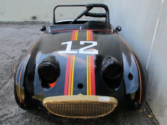 1959 Austin Healey Bug Eye