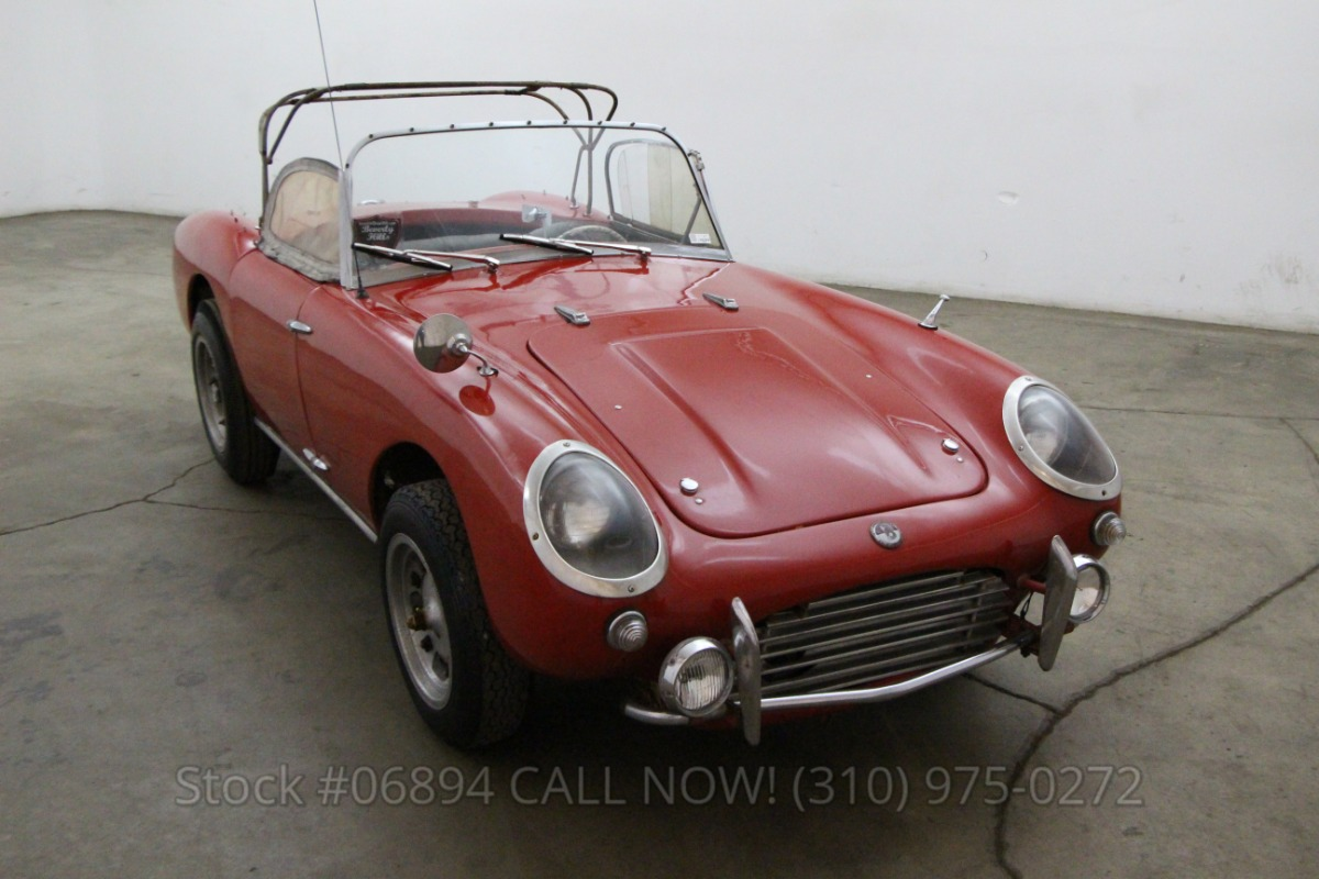 Used 1960 Berkeley Sports Se328 Los Angeles Ca