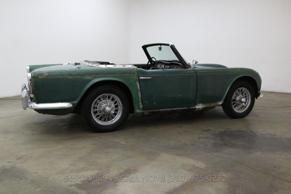 Used 1963 Triumph TR4    Los Angeles, CA