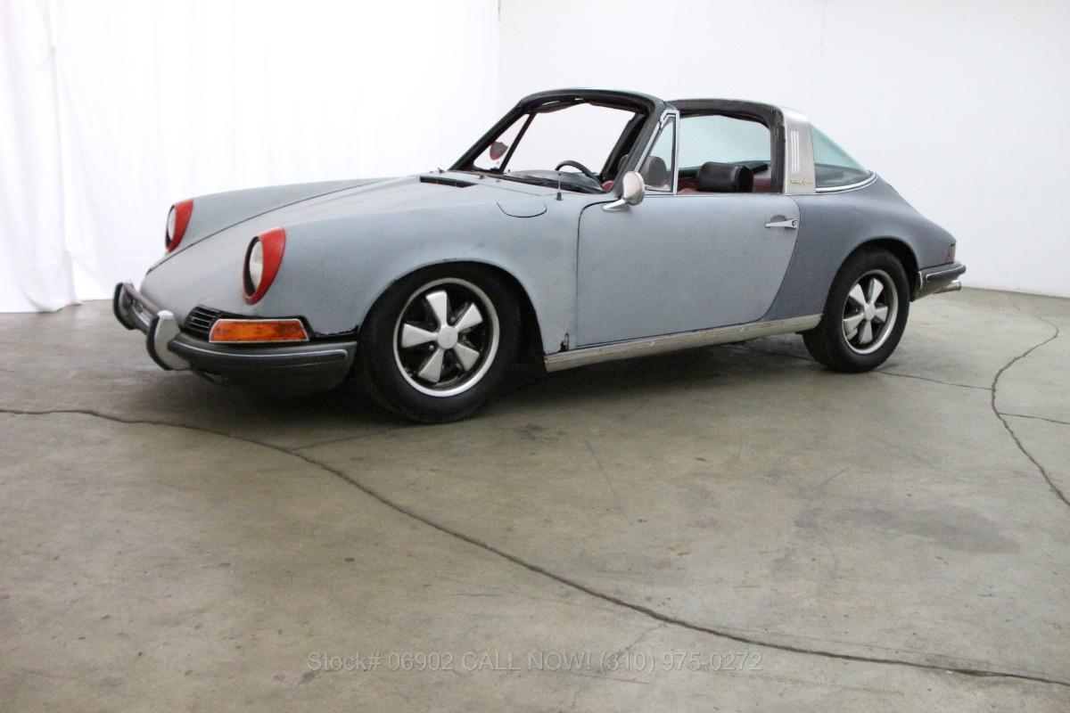 1969 Porsche 911E Targa | Beverly Hills Car Club