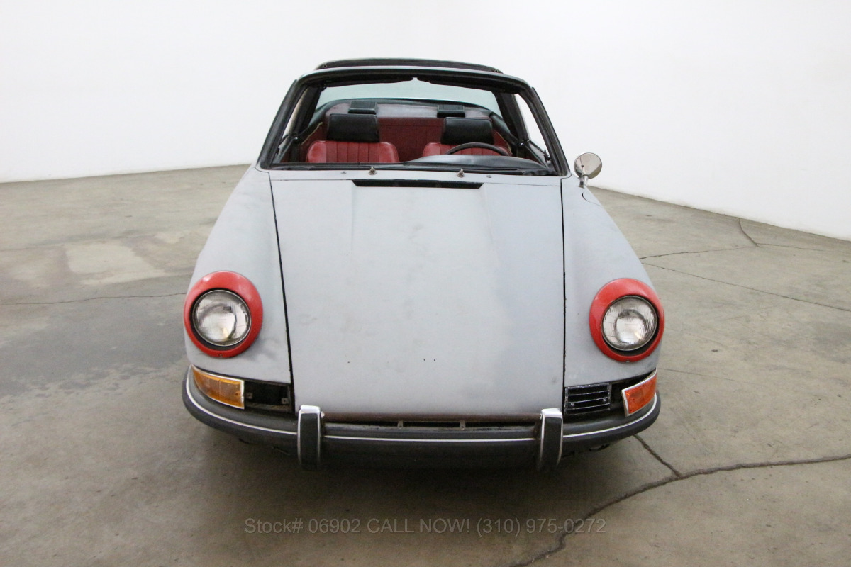 1969 Porsche 911E Targa | Beverly Hills Car Club