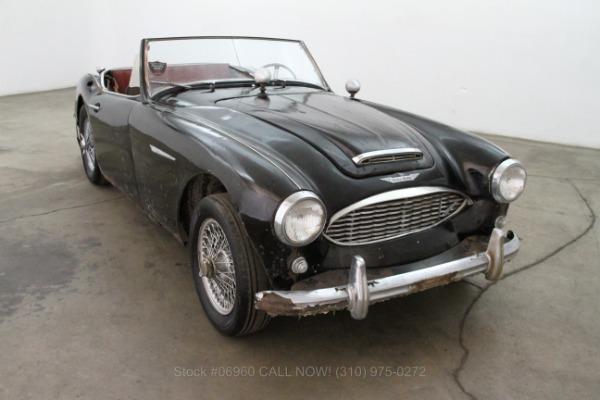 1958 Austin-Healey 100-6