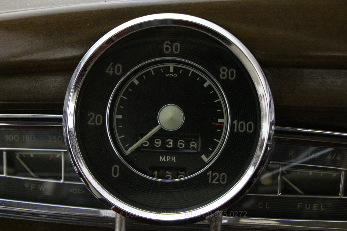 1960 Mercedes Benz 300d Beverly Hills Car Club Fuel Filter Used Los Angeles Ca