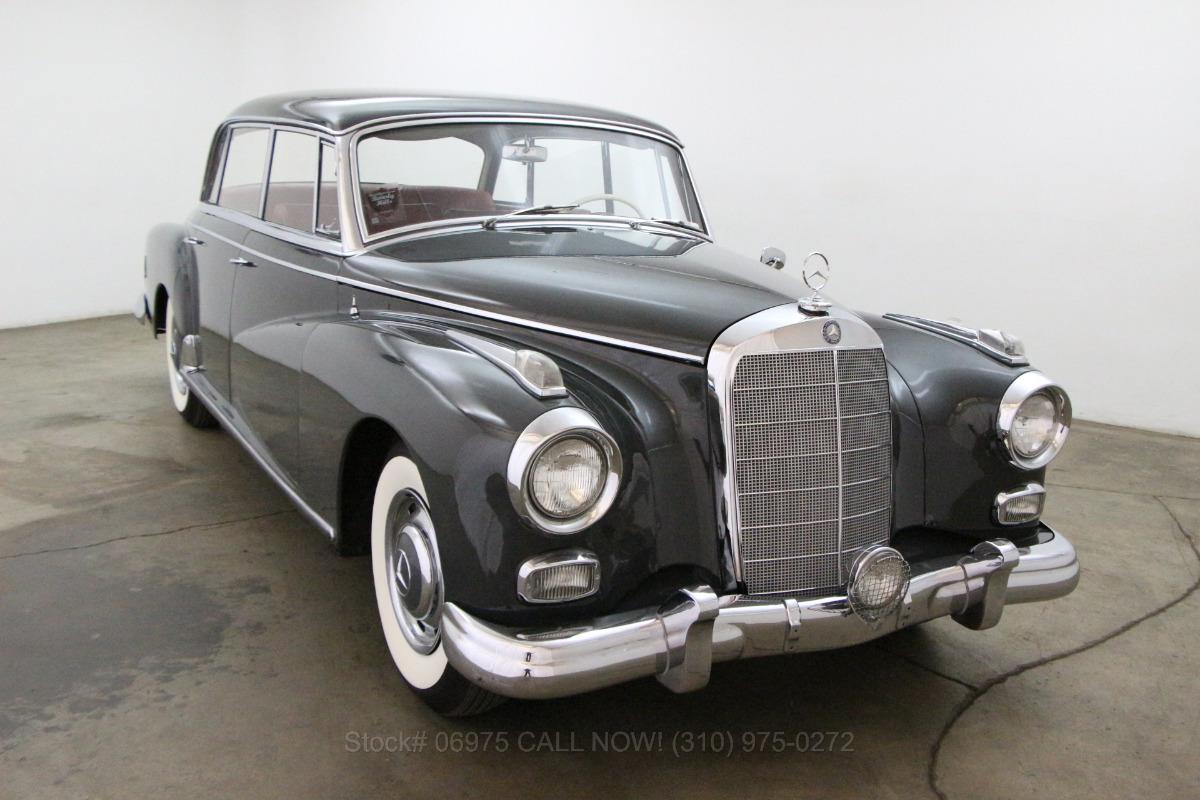 WRG-3124] 1960 Mercedes Benz 300d Fuel Filter on