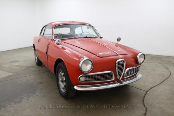 1964 Alfa Romeo Giulia Sprint