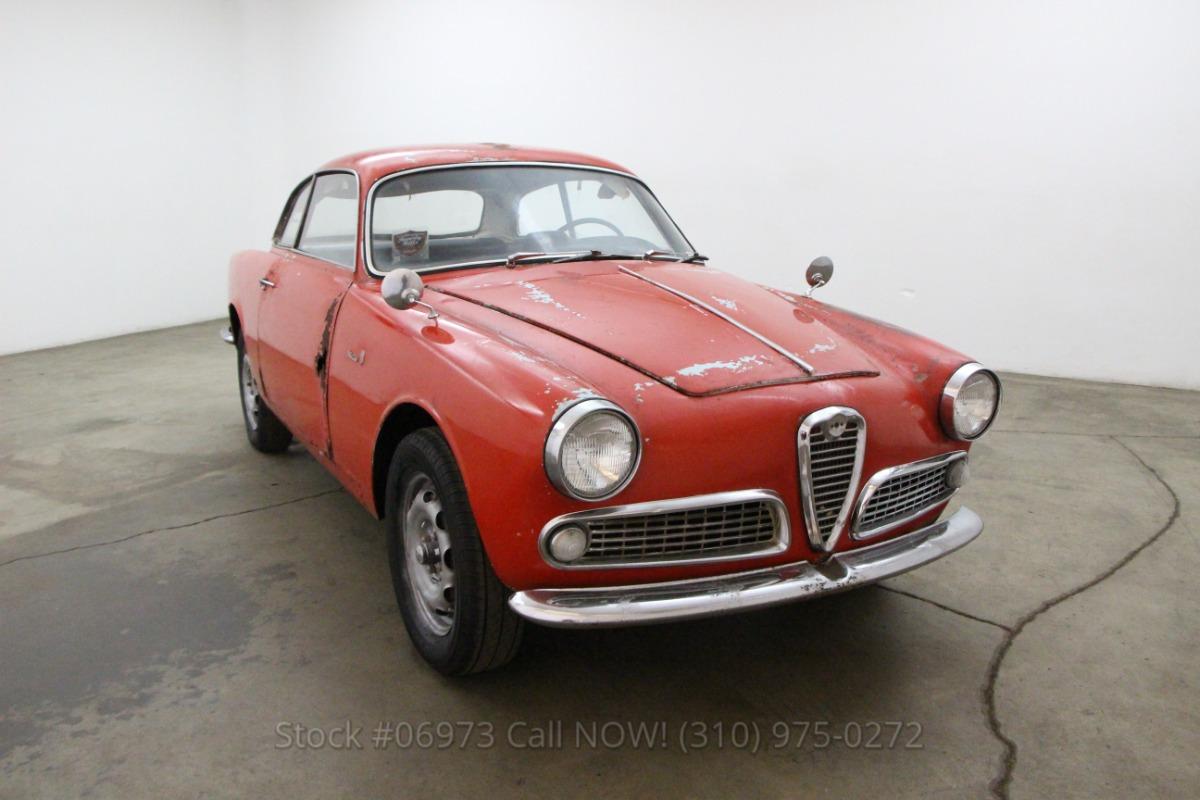 1964 alfa romeo giulia sprint beverly hills car club. Black Bedroom Furniture Sets. Home Design Ideas