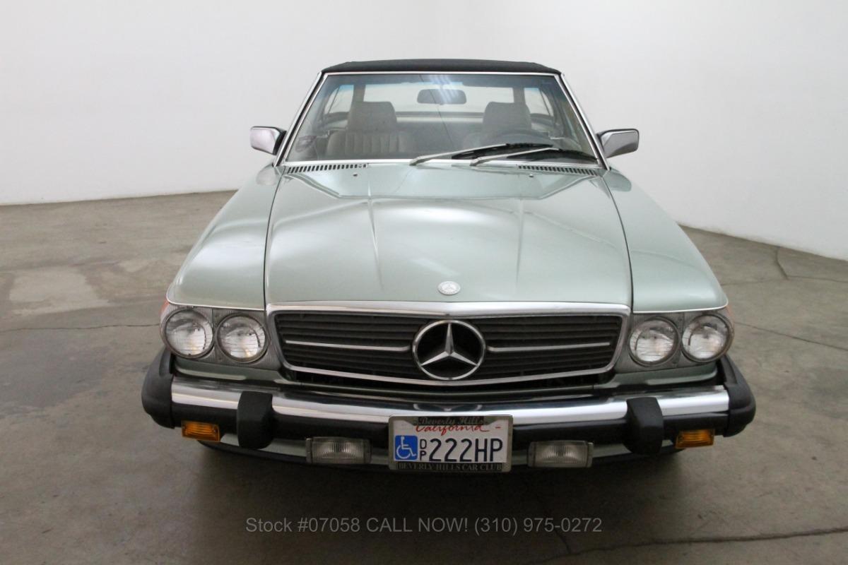 Used 1987 Mercedes-Benz 560SL  | Los Angeles, CA
