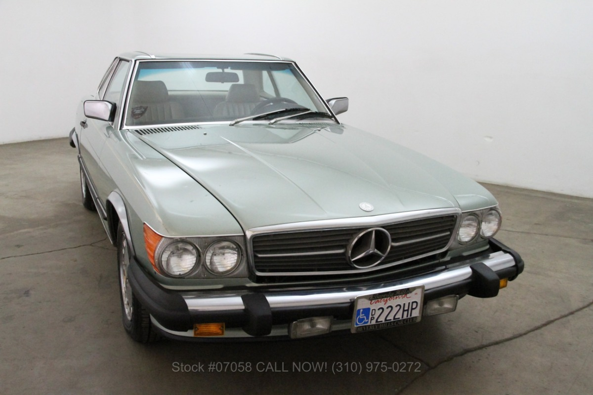 1987 mercedes benz 560sl for sale 14 750 1462009