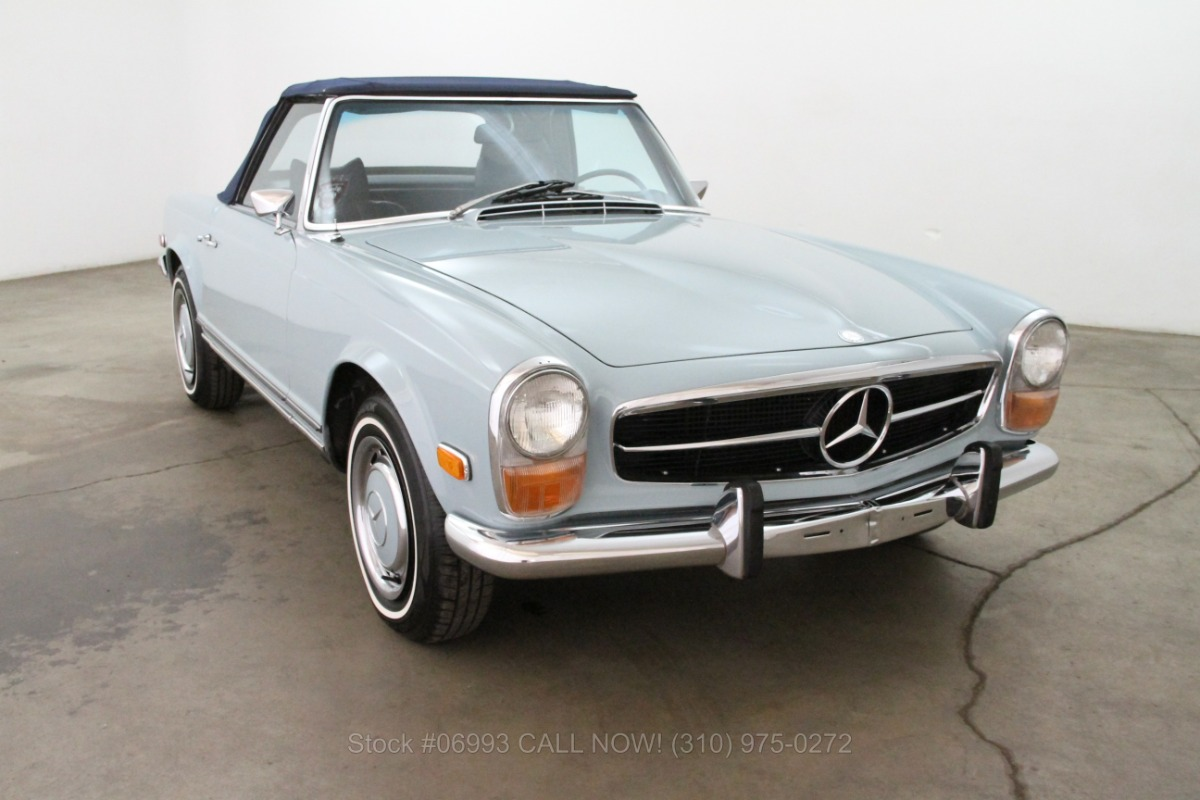 1970 mercedes benz 280sl for sale 69 500 1463830 for Mercedes benz 280sl for sale