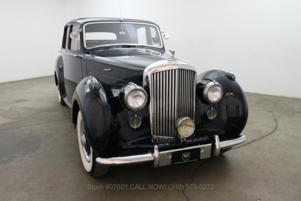 1952 Bentley R-Type Right Hand Drive