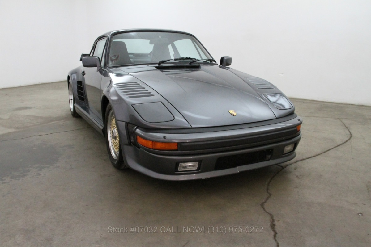 Used 1984 Porsche Carrera M491 Turbo Look Coupe | Los Angeles, CA