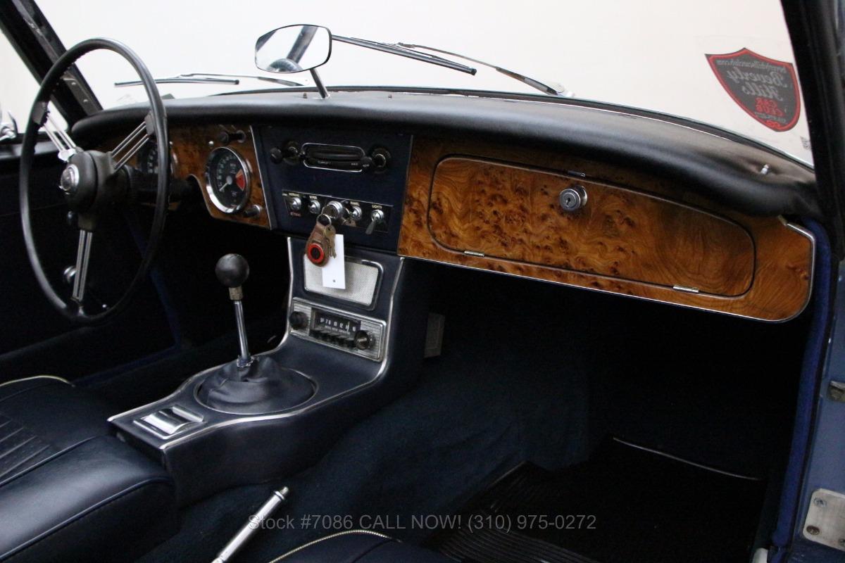 Used 1965 Austin-Healey 3000    Los Angeles, CA