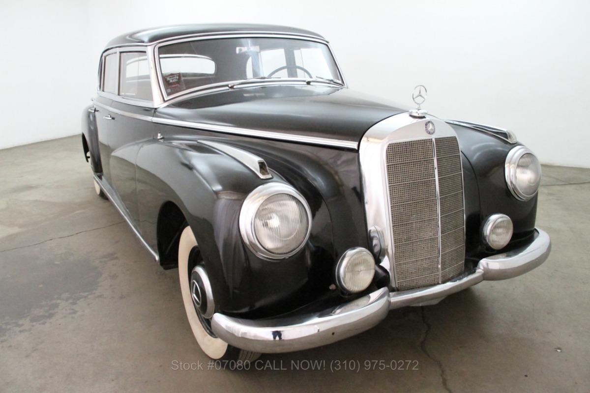 1953 mercedes benz 300b beverly hills car club for 1953 mercedes benz