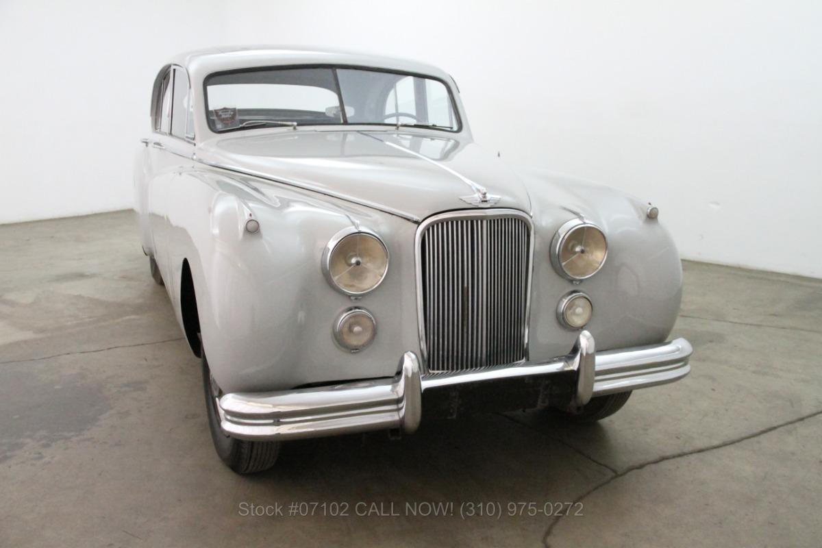 1951 Jaguar MK VII   Beverly Hills Car Club