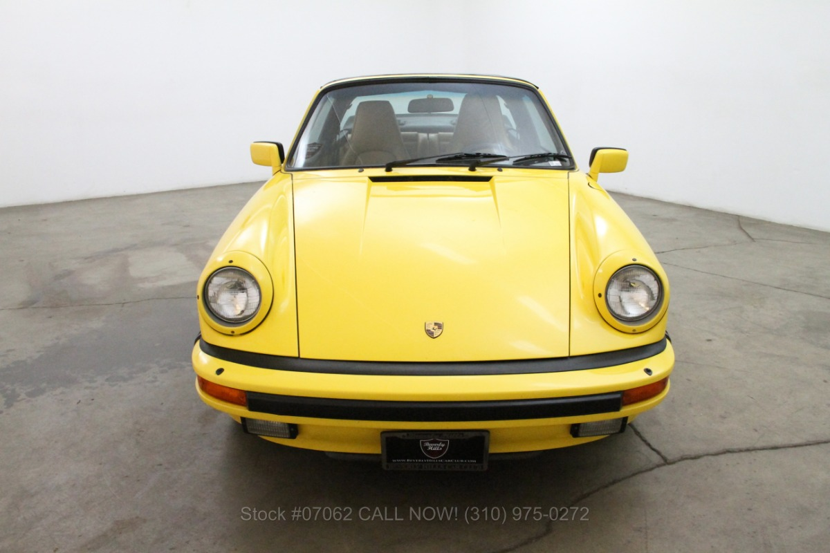 Used 1986 Porsche Carrera Targa | Los Angeles, CA