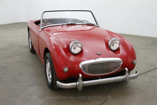 1959 Austin-Healey Bug Eye
