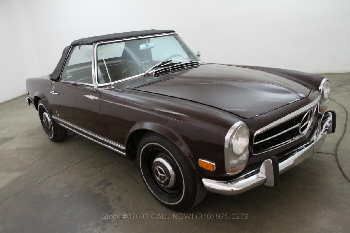 1966 mercedes benz 230sl for sale 29 500 1472602 for Mercedes benz 230sl