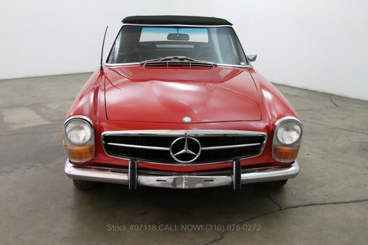 1970 mercedes benz 280sl for sale 52 500 1473866 for Mercedes benz 280sl