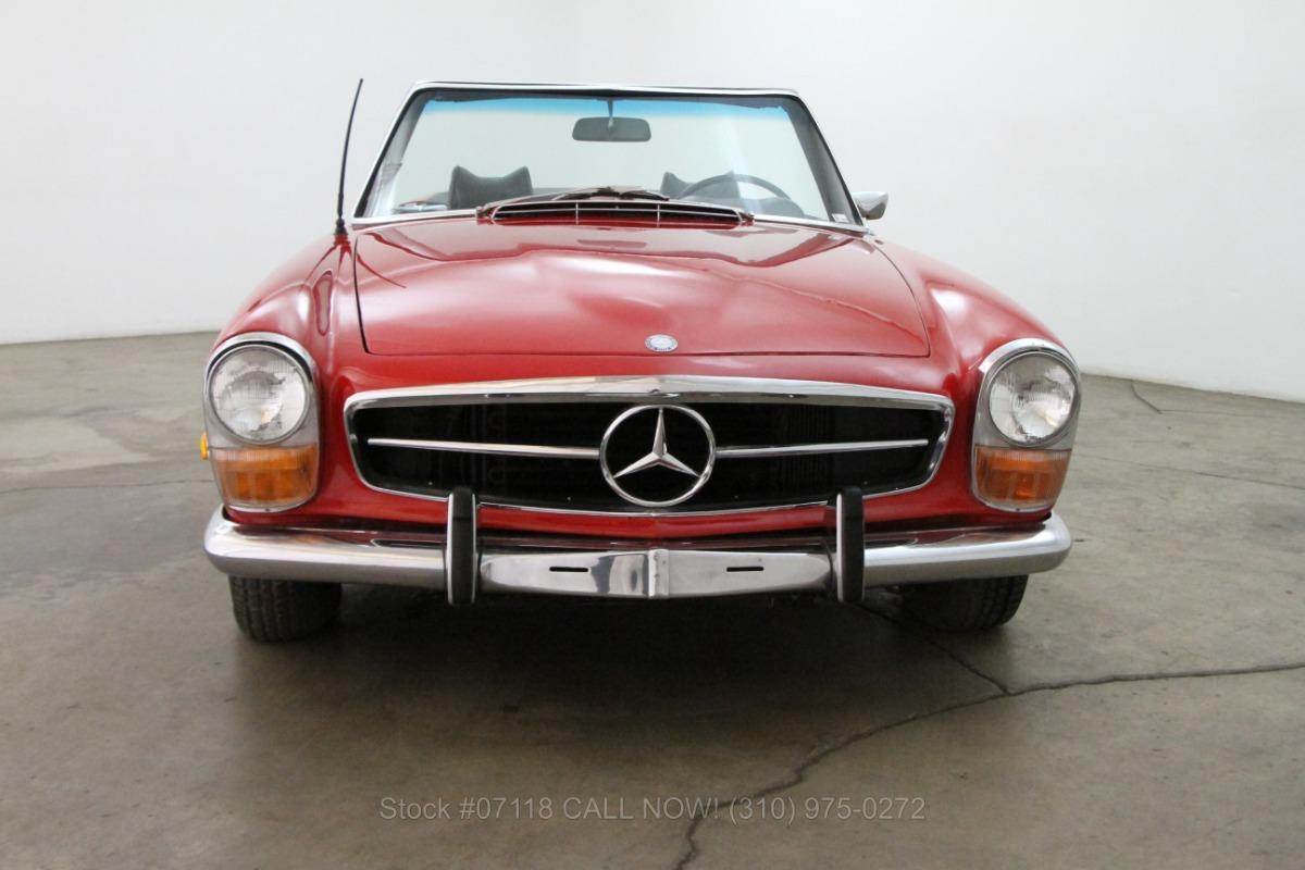 1970 mercedes benz 280sl for sale 52 500 1473866 for 1970 mercedes benz