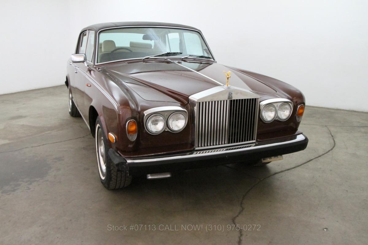 1978 rolls royce silver shadow ii beverly hills car club. Black Bedroom Furniture Sets. Home Design Ideas