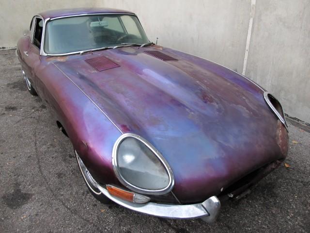 1964 Jaguar Xke Fixed Head Coupe