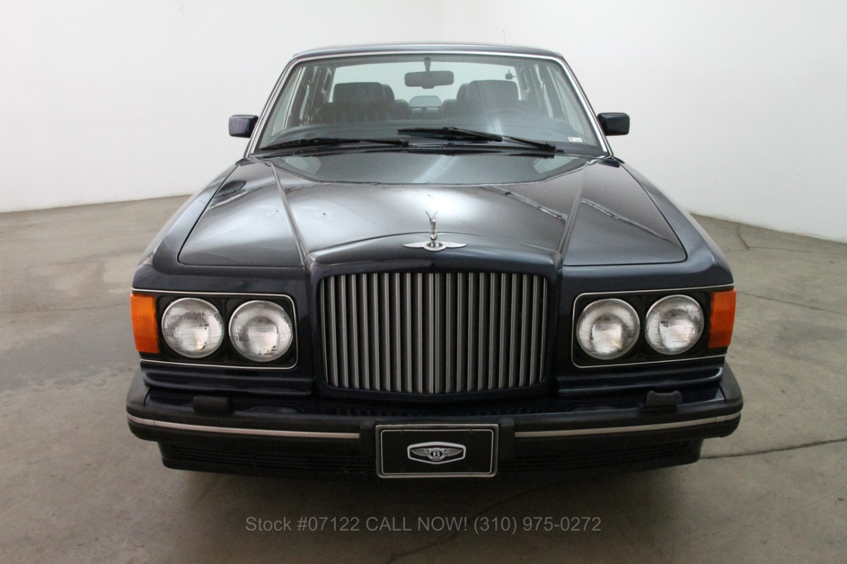 6065_p18_l 1994 bentley brooklands beverly hills car club 1987 Bentley Eight Interior at webbmarketing.co