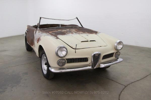 1958 Alfa Romeo 2000 Touring