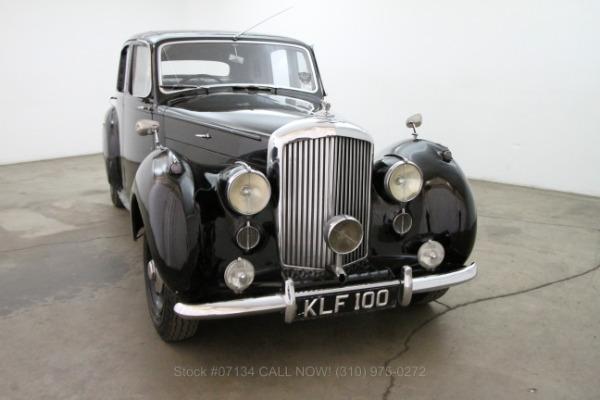 1948 Bentley MK VI Right Hand Drive