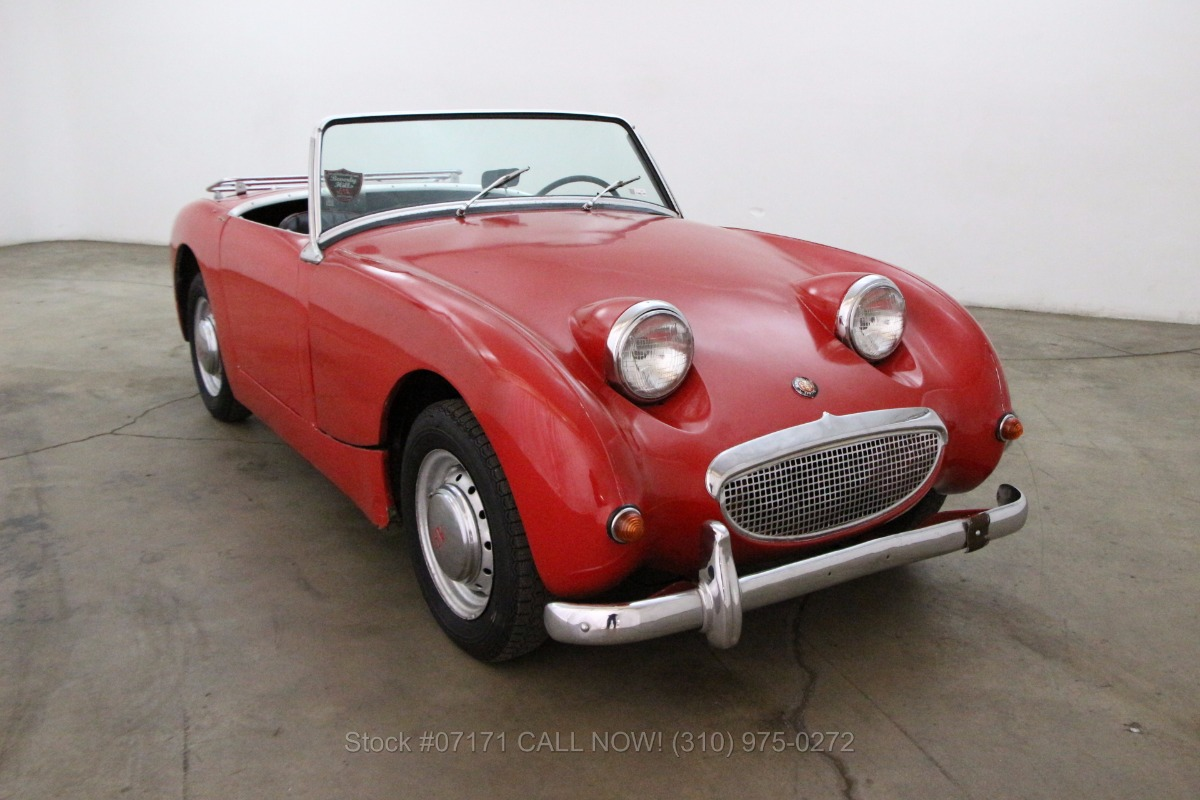 1960 Austin Healey Bug Eye Sprite Beverly Hills Car Club