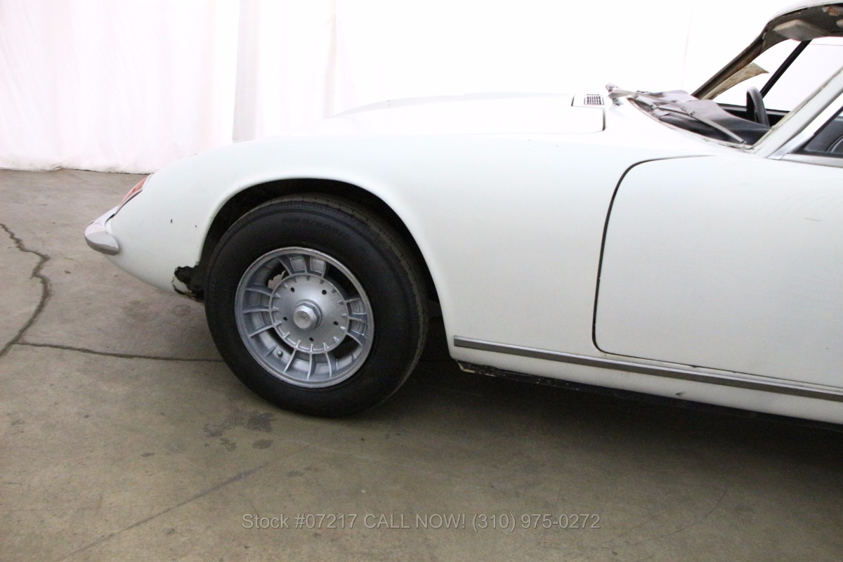 Used 1970 Lotus Elan Coupe | Los Angeles, CA