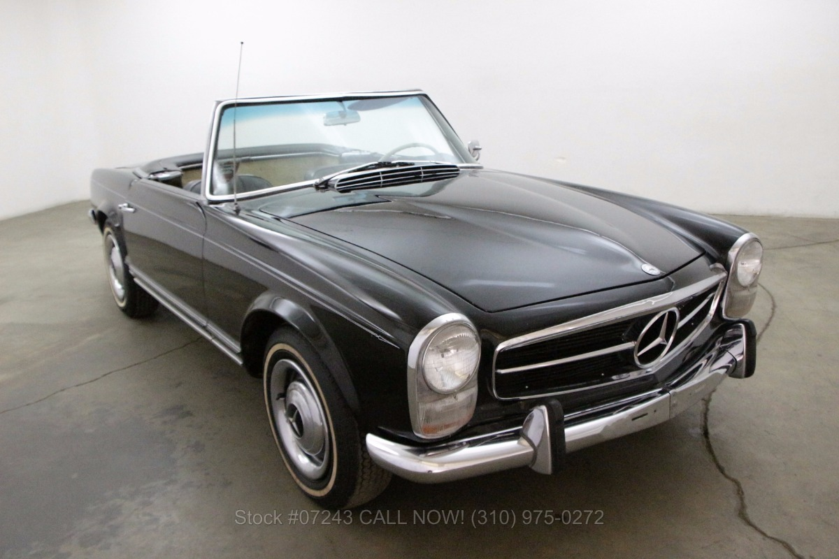 1966 mercedes benz 230sl pagoda beverly hills car club