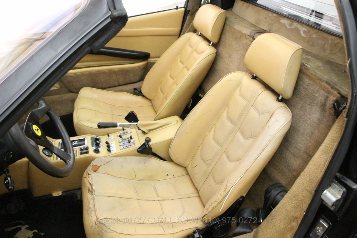 Used 1983 Ferrari 308 GTSI   Los Angeles, CA