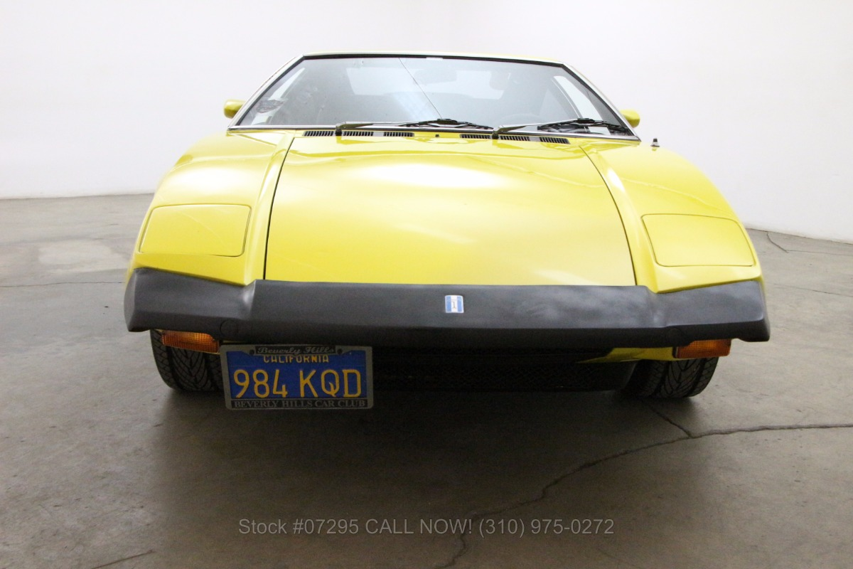 1973 DeTomaso Pantera Beverly Hills Car Club #B0A31B