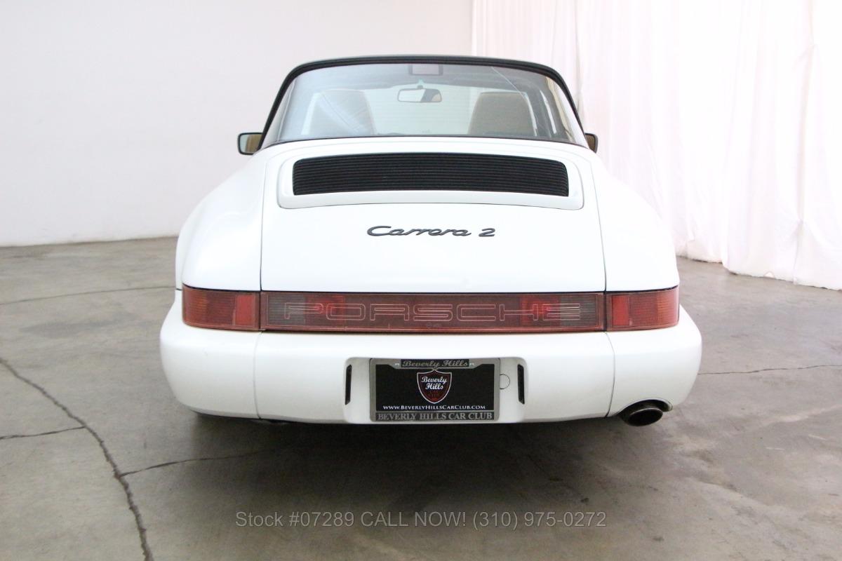 Used 1991 Porsche 964 Targa Tip | Los Angeles, CA