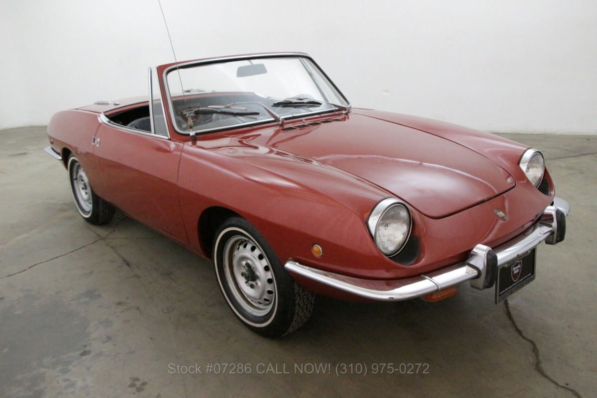 used 1968 fiat 850 spider | los angeles, ca