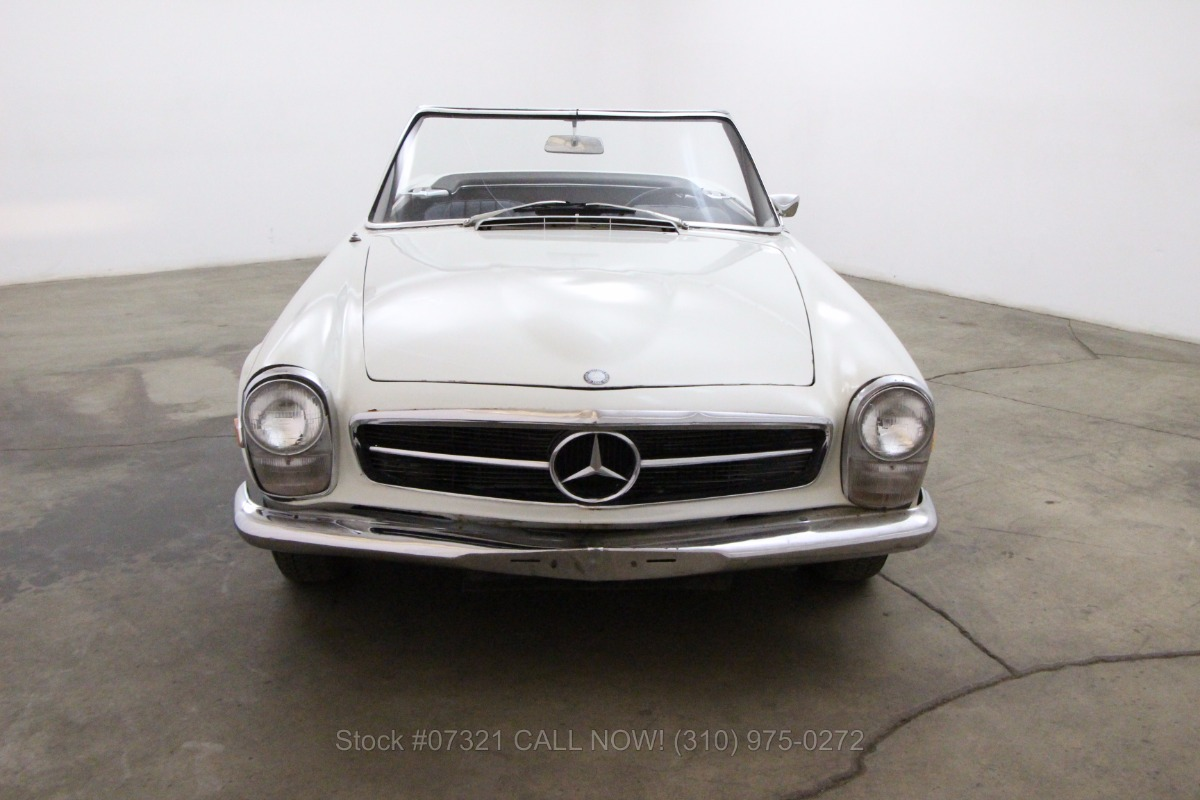 1967 mercedes benz 230sl pagoda beverly hills car club. Cars Review. Best American Auto & Cars Review