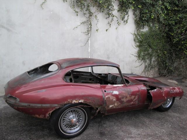1967 Jaguar Xke Fixed Head Coupe
