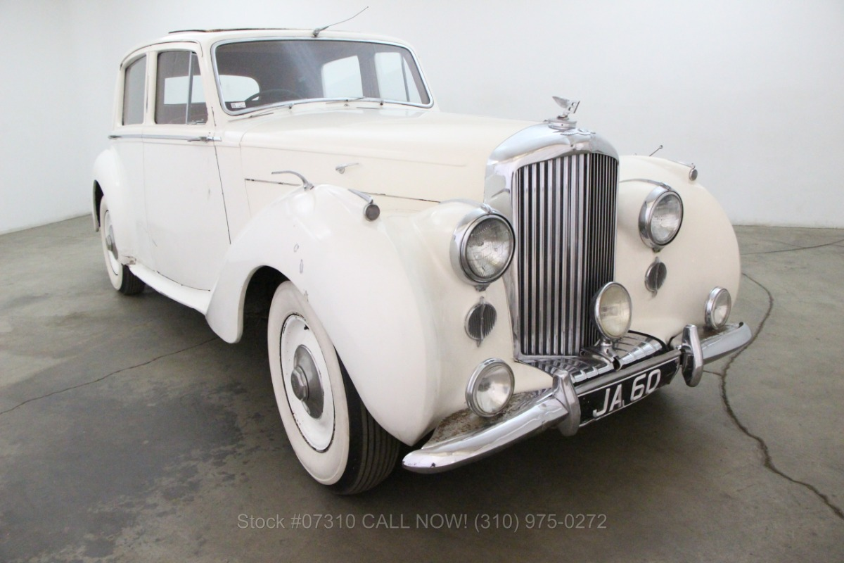 1949 Bentley Mk Vi Beverly Hills Car Club